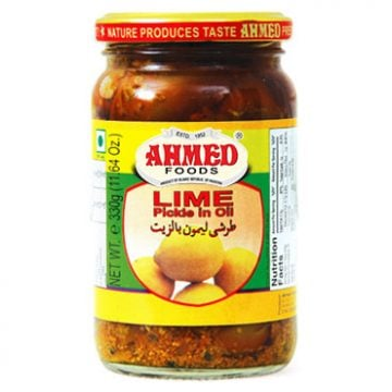 Lime Pickle - 330g