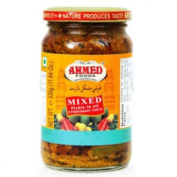 Mixed Pickle-Hyd-330g