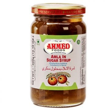 Amla in Sugar Syrup