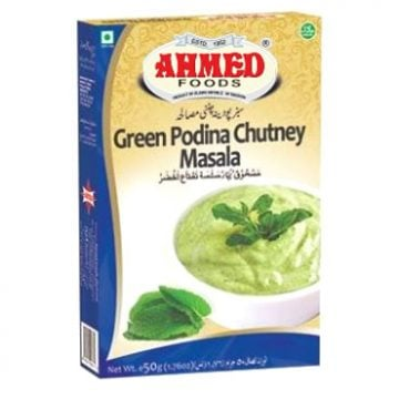 green-podina-chutney