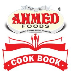logo ahmed cook book