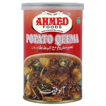Beef Potato Qeema