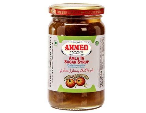 Amla in Sugar Syrup