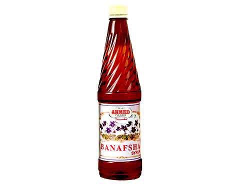 Banafsha Syrup