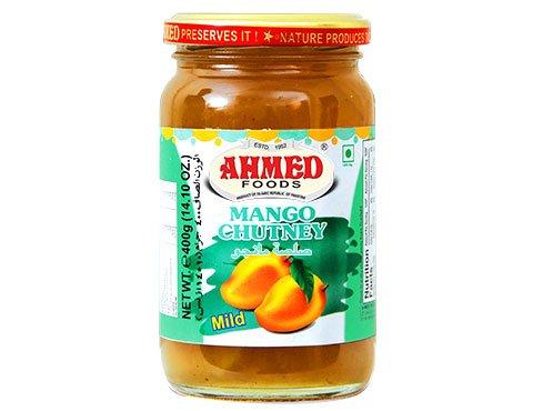 mango chutny mild 400g