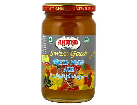 Mixed Fruit Jam Sugarfree