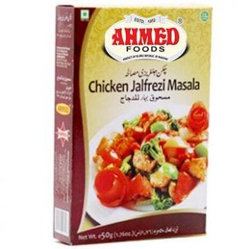 Chicken Jalfrezi Masala